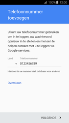 Samsung Galaxy J3 (SM-J320FN) - Applicaties - Account aanmaken - Stap 14