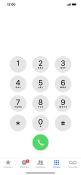 Apple iPhone XR - Chamadas - Como bloquear chamadas de um número -  3