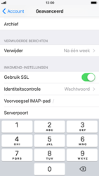 Apple iPhone 6 - iOS 11 - E-mail - Handmatig instellen - Stap 26