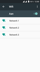 Crosscall Trekker M1 Core - Wi-Fi - Verbinding maken met Wi-Fi - Stap 6