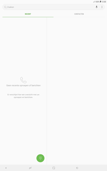 Samsung galaxy-tab-a-10-5-sm-t595 - Voicemail - Handmatig instellen - Stap 4