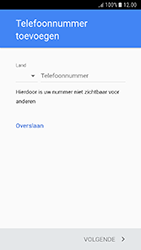 Samsung Galaxy J5 (2017) - Applicaties - Account aanmaken - Stap 14