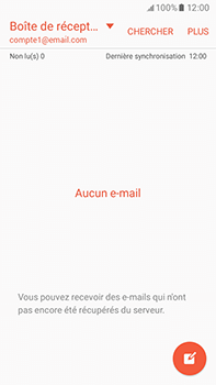 Samsung Samsung Galaxy J7 (2016) - E-mails - Ajouter ou modifier un compte e-mail - Étape 5