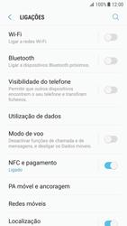 Samsung Galaxy S7 - Android Nougat - Internet no telemóvel - Como ativar os dados móveis -  5
