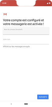 Google Pixel 3XL - E-mail - 032c. Email wizard - Outlook - Étape 11