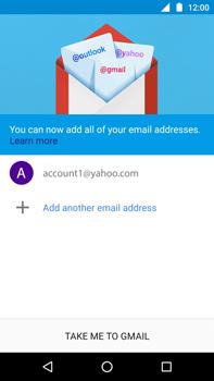 Motorola Moto Z Play - Email - 032b. Email wizard - Yahoo - Step 13