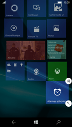 Microsoft Lumia 950 - Applications - Personnaliser l