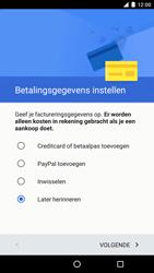 LG Google Nexus 5X (H791F) - Applicaties - Account aanmaken - Stap 18