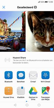 Huawei Mate 10 Lite (Model RNE-L21) - Contacten en data - Foto