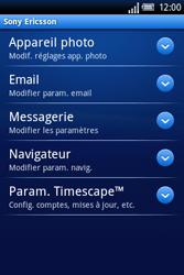 Sony Ericsson Xperia X8 - Internet - Configuration manuelle - Étape 15