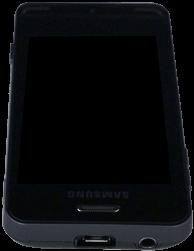 Samsung Wave 723 - Premiers pas - Découvrir les touches principales - Étape 7