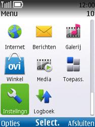 Nokia C2-01 - Buitenland - Bellen, sms en internet - Stap 3