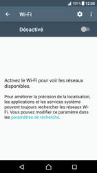 Sony Xperia XA1 - WiFi et Bluetooth - Configuration manuelle - Étape 5