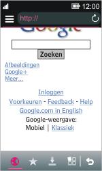 Nokia Asha 311 - Internet - Internetten - Stap 11