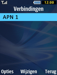 Samsung B2710 Xcover 271 - Internet - Handmatig instellen - Stap 7