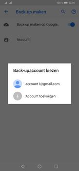 Huawei P30 - Data - Maak een back-up met je account - Stap 10
