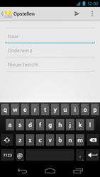 Samsung I9250 Galaxy Nexus - E-mail - hoe te versturen - Stap 5