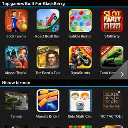 BlackBerry Q5 - Applicaties - Downloaden - Stap 8