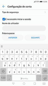 Huawei Mate 9 - Email - Configurar a conta de Email -  16