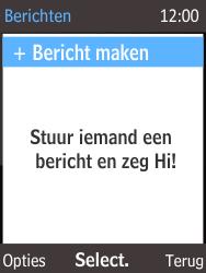 Nokia 215 (Type RM-1111) - SMS - Handmatig instellen - Stap 4