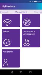 Huawei Y6 - Applicaties - MyProximus - Stap 19