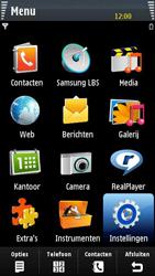 Samsung I8910 HD - Internet - handmatig instellen - Stap 3