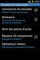 Samsung S5830i Galaxy Ace i - Internet - configuration manuelle - Étape 7