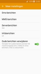 Samsung J320 Galaxy J3 (2016) - SMS - Handmatig instellen - Stap 7