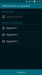 Samsung Galaxy Alpha - Photos, vidéos, musique - Envoyer une photo via Bluetooth - Étape 10