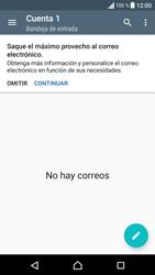 Sony Xperia E5 (F3313) - E-mail - Configurar correo electrónico - Paso 24