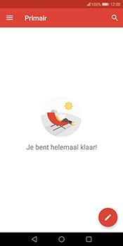 Huawei Mate 10 Lite - E-mail - handmatig instellen (gmail) - Stap 6