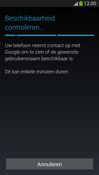 Samsung I9505 Galaxy S IV LTE - Applicaties - Account aanmaken - Stap 9