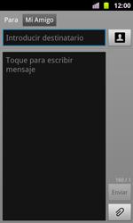 Samsung I8160 Galaxy Ace II - Mensajería - Escribir y enviar un mensaje multimedia - Paso 7