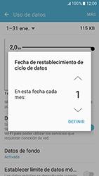 Samsung Galaxy J5 (2016) - Internet - Ver uso de datos - Paso 7