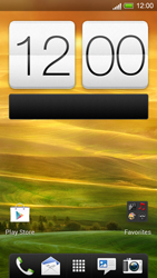 HTC Z520e One S - Voicemail - Manual configuration - Step 1
