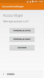 Acer Liquid Z6 Dual SIM - E-mail - Handmatig instellen - Stap 8