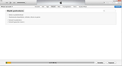 Apple iPad Air 2 met iOS 7 (Model A1567) - Software - Synchroniseer met PC - Stap 12