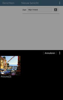 Samsung T335 Galaxy Tab 4 8-0 - MMS - Afbeeldingen verzenden - Stap 16