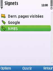 Nokia C5-00 - Internet - navigation sur Internet - Étape 12