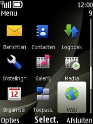 Nokia 6303 classic - Internet - internetten - Stap 2
