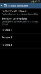 Samsung I9195 Galaxy S IV Mini LTE - Réseau - utilisation à l'étranger - Étape 11