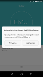Huawei Y6 - Toestel - Software update - Stap 5