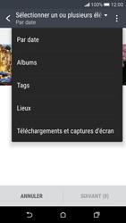 HTC Desire 626 - Contact, Appels, SMS/MMS - Envoyer un MMS - Étape 17