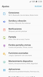 Samsung Galaxy A5 (2017) (A520) - WiFi - Conectarse a una red WiFi - Paso 4