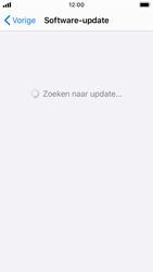 Apple iphone-se-met-ios-13-model-a1723 - Software updaten - Update installeren - Stap 5