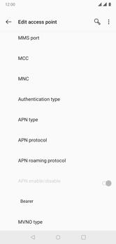 OnePlus 6 - Internet - Manual configuration - Step 12