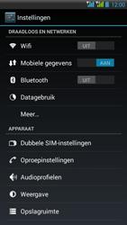 HTC Desire 516 - MMS - Handmatig instellen - Stap 4
