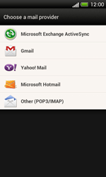 HTC C525u One SV - Email - Manual configuration POP3 with SMTP verification - Step 5