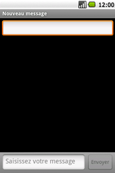 Samsung I5700 Galaxy Spica - MMS - Envoi d