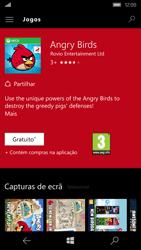 Microsoft Lumia 550 - Aplicações - Como pesquisar e instalar aplicações -  15